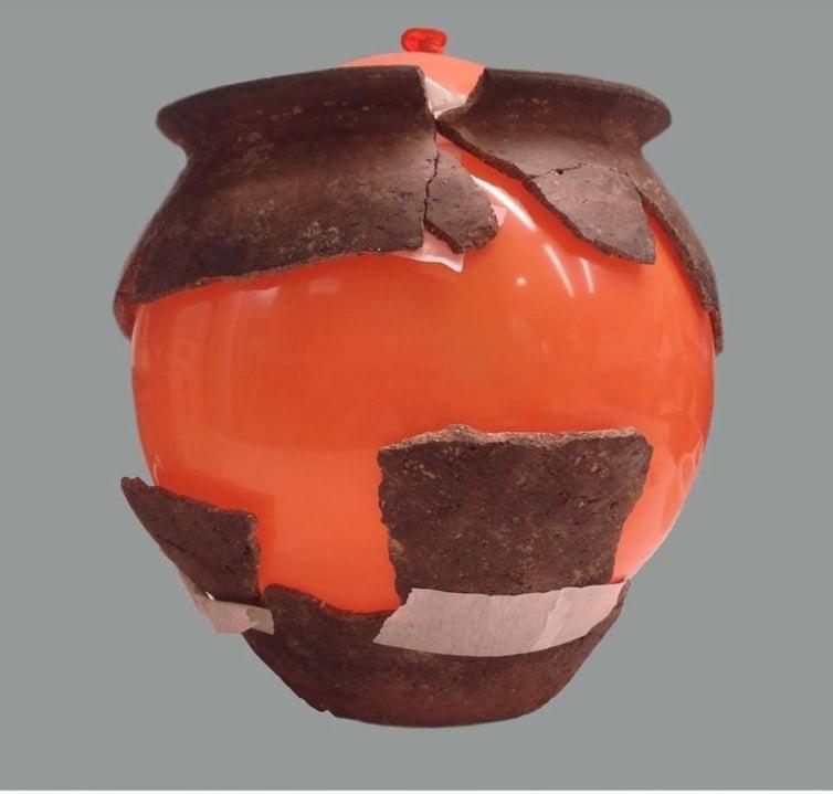 Monográfico de Restauración de Material Arqueológico
